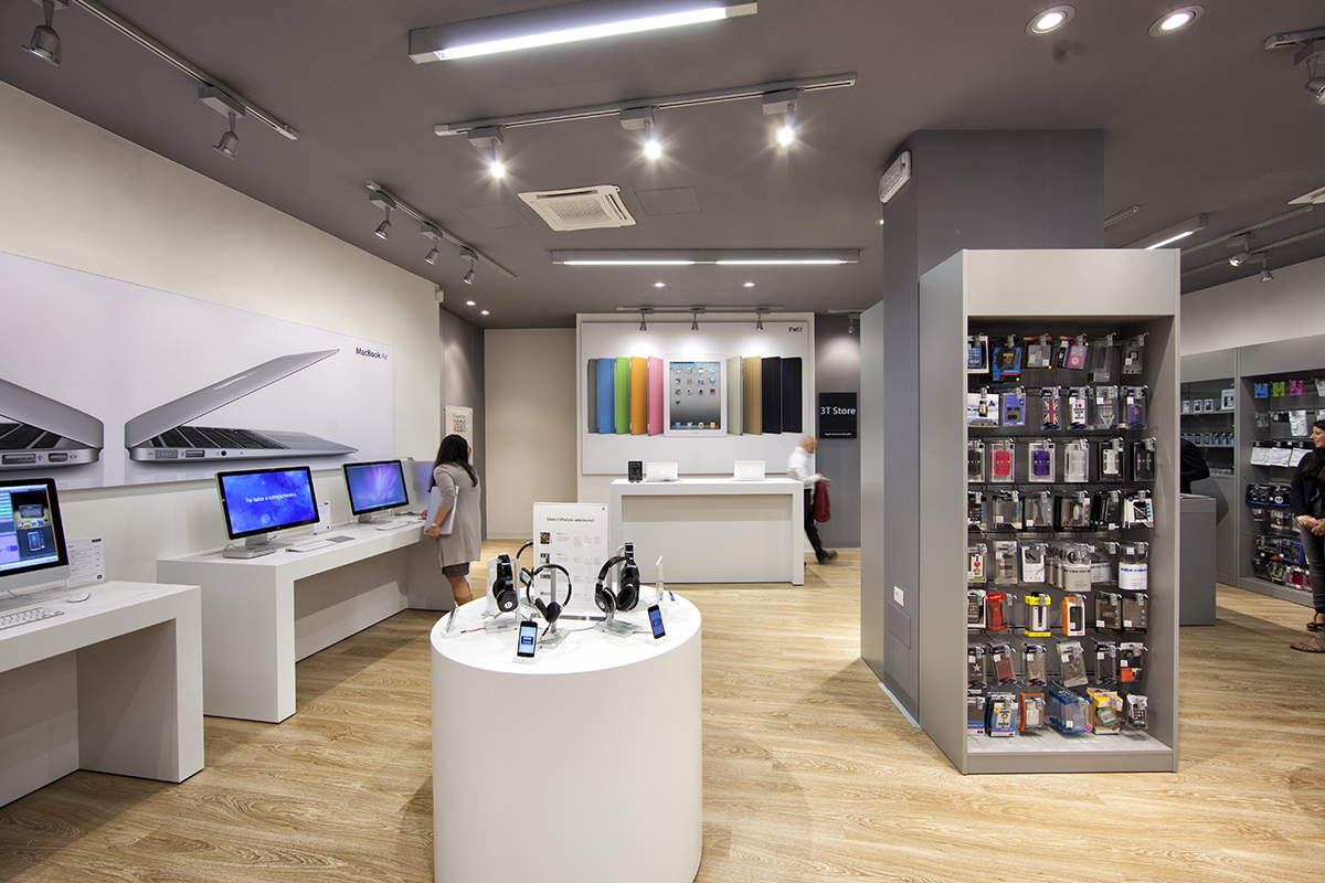 Evolution Apple Store 3t Store Apple – Authorized