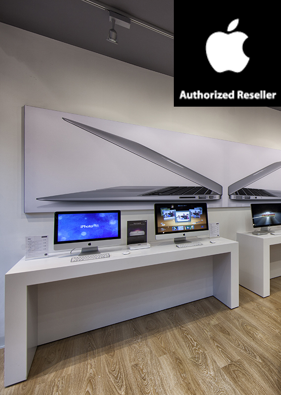 3T Store, Apple – Authorized Reseller Stores in Cremona and Parma, Italy.