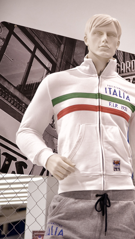 Game7atheltics Flagship Store, Erbusco Brescia, Italy.